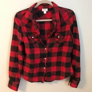 Mossimo Supply Co. Flannel